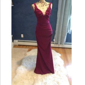 Elegant & Sexy Nicole Miller Dress